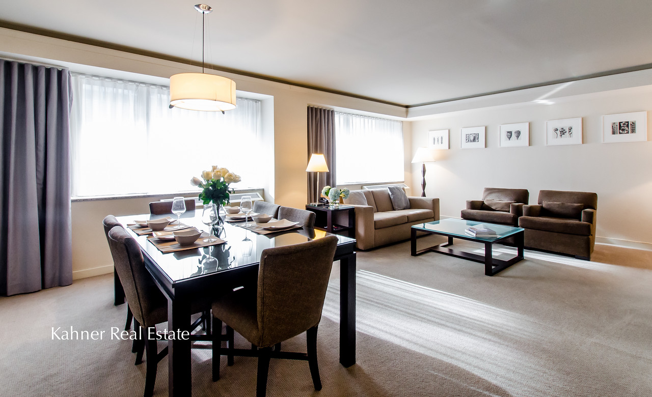 An Executive 1-Bedroom Suite in Phillips Club I