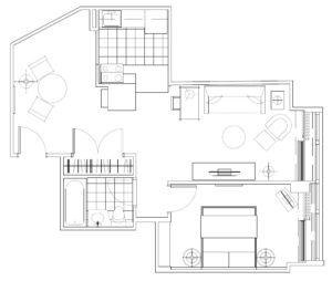 Phillips 2 One Bedroom
